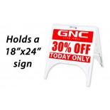 Super Sale A-Frame Sign