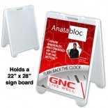 Anatabloc A-Frame Sign