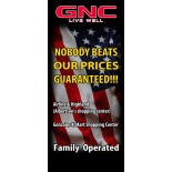 GNC Pull-Up Banner