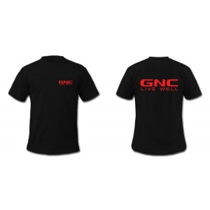 Black GNC Shirt